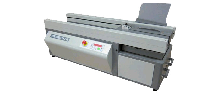 The Duplo DB-280 Perfect Binder.