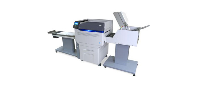 The Oki Data C942 Digital Envelope Printer.